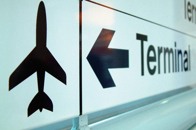 Traslado particular saindo do Aeroporto de Lisboa