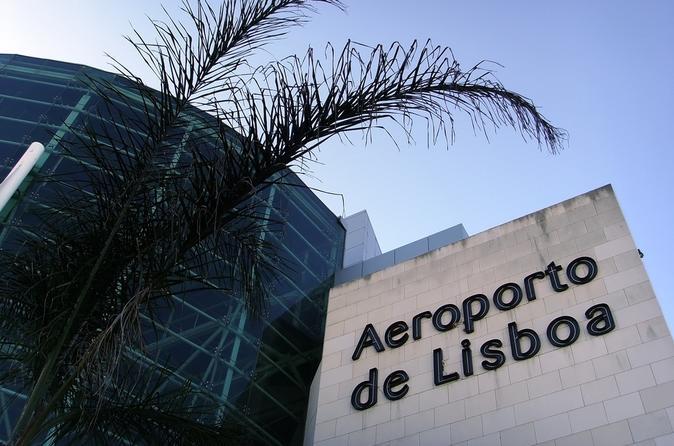 Traslado privado de chegada do Aeroporto de Lisboa