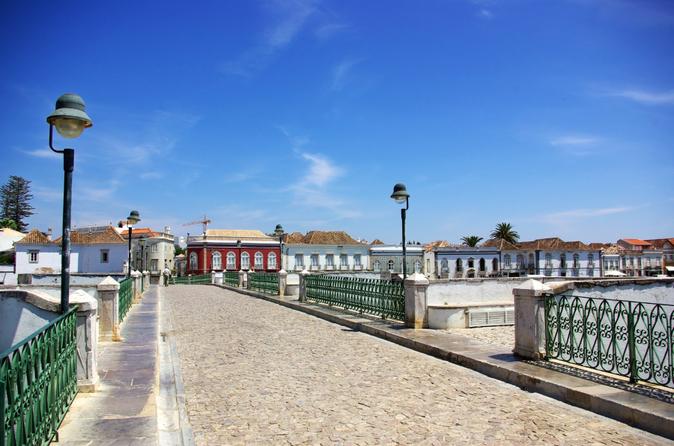 Viagem de um dia ao Leste de Algarve, incluindo Almancil, Faro, Olhao e Tavira