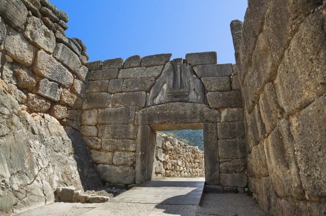 Day Tour To Epidaurus Ancient Theater And The Mythical Site Of Mycenae - Athens