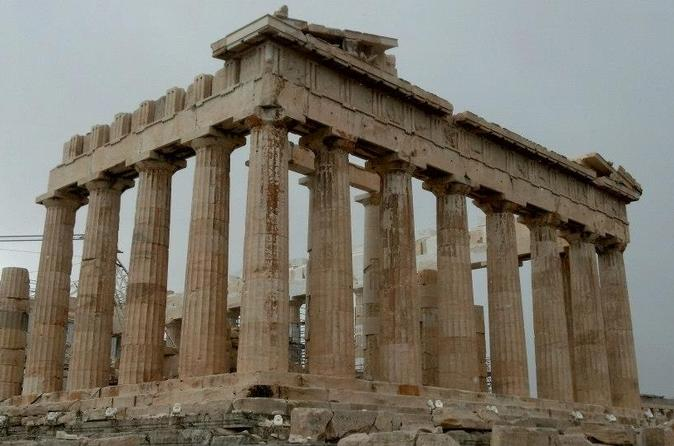 Private Tour: Half day Athens Sightseeing and Acropolis Museum
