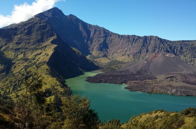 2 day mt rinjani beginner trekking tour from lombok in mataram 285742