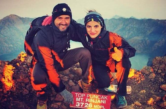 3 day mt rinjani volcano trekking tour from lombok in mataram 285702