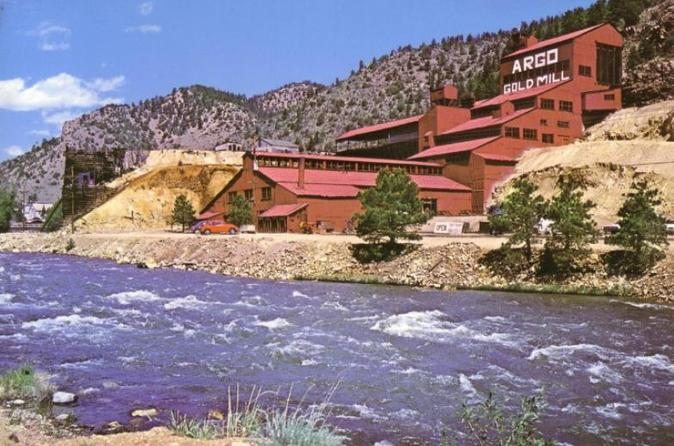 Argo mill tour in idaho springs 321849