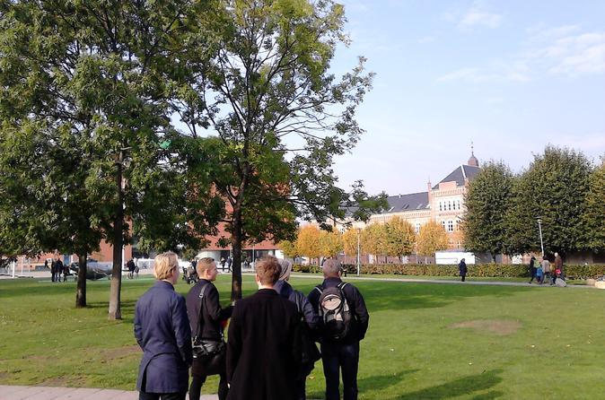 Historical Walking Tour In Aarhus