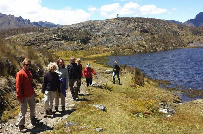 Full day tour to cajas national park with small group in cuenca 395454