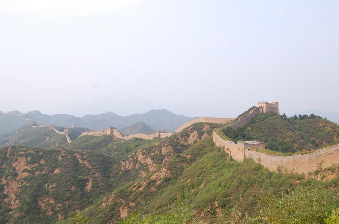 Private Transfer Service: Hiking On The Wild Great Wall