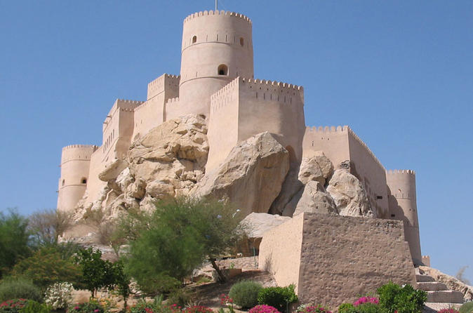 Private Fascinating Fort Tour from Muscat