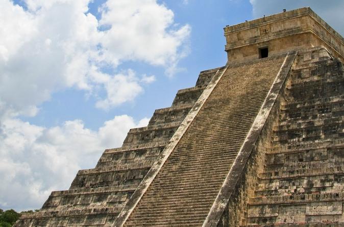 Chichen Itza saindo de Riviera Maya