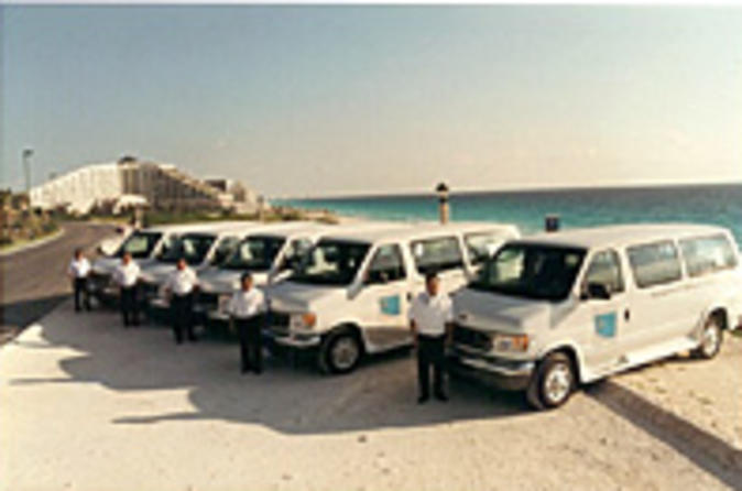 Cozumel Airport Round Trip Transfers