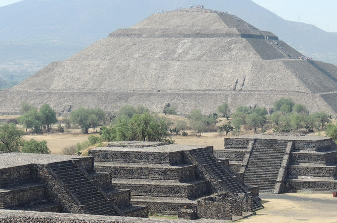 Cultural Mexico: Teotihuacan, Monte Albán and Tulum