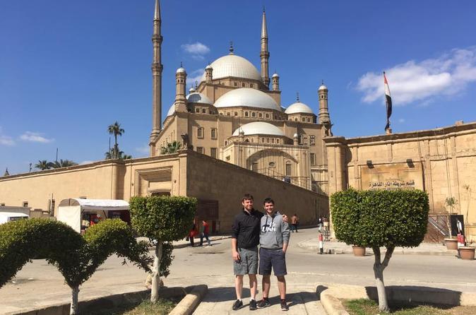 Day Tour To The Egyptian Museum Islamic Cairo  Christian Coptic Cairo