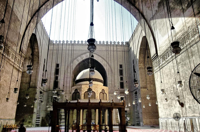full-day Islamic Cairo tour from Cairo Giza hotels