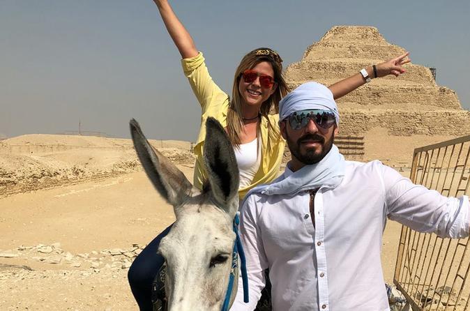 Giza pyramids sakkara memphis