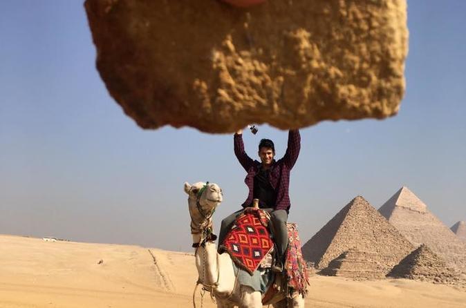 giza pyramids sakkara memphis with private car