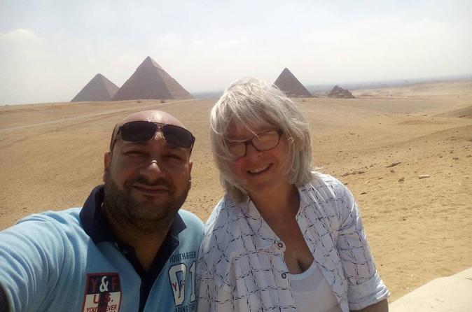 rich history Giza Pyramids