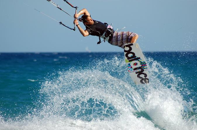 2 Day Beginners' Kite Surfing Course at Pollensa