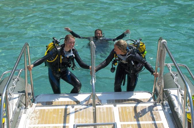 Beginners Diving Santa Ponsa