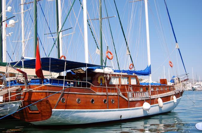 Gran Canaria Cruise by Turkish 'Gulet'