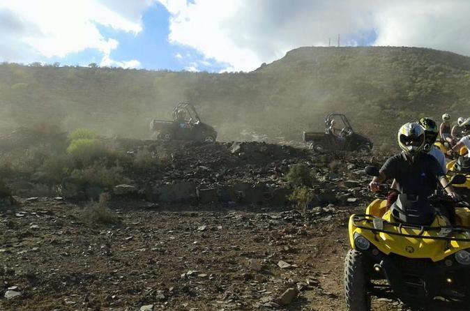 Off road quad tour of gran canaria in maspalomas 302441