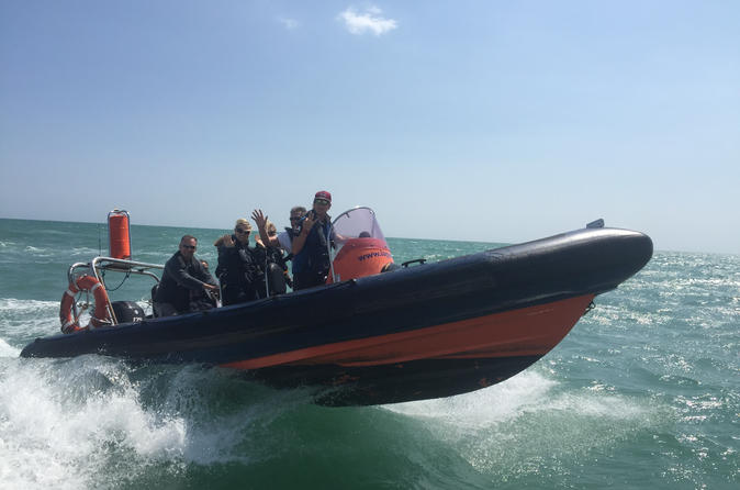 Powerboat ride in brighton in brighton 285364