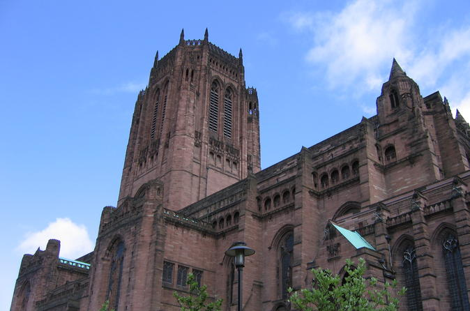 Liverpool Synagogue Tours