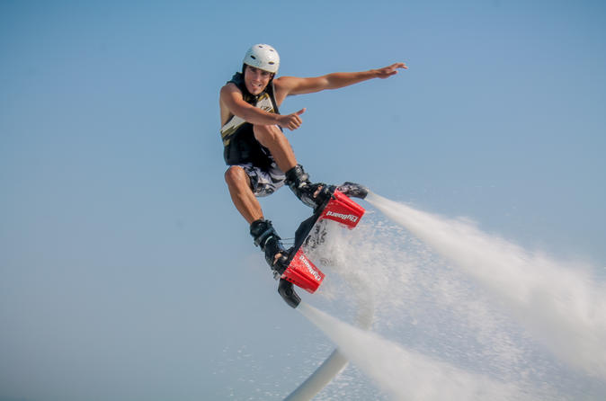 Flyboard Experience in Cartagena