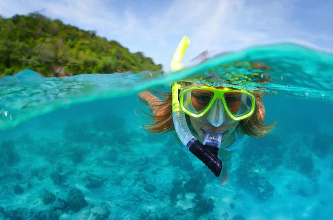 Snorkeling - Day Trip from Santa Marta