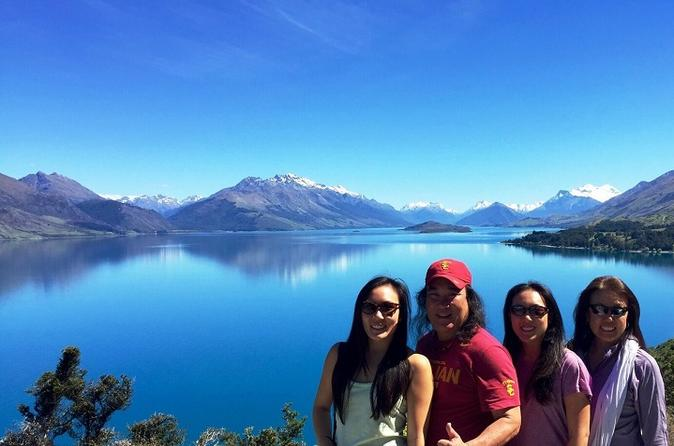 Queenstown Wilderness and Jet Boat Tour