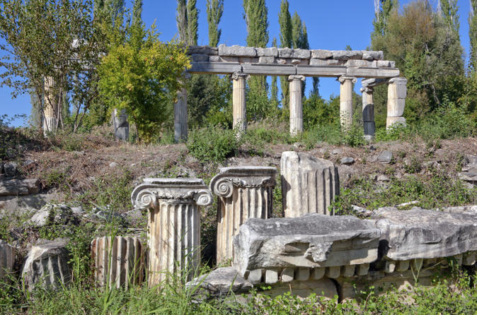 Private Tour: Ancient Agora of Athens Walking Tour