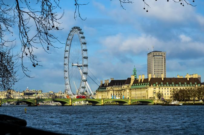 Gatwick Airport to Central London Private Round-Trip