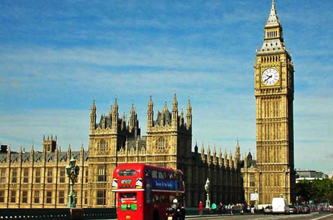 Heathrow Airport to Central London Private Round Trip Transfer