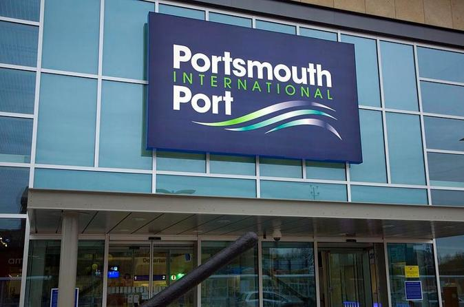 One Way or Round Trip Private Transfer: London to Portsmouth Cruise Ferry Port
