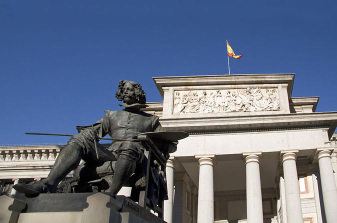 Private Tour: Madrid and Museums