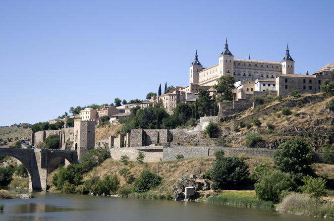 Private Tour: Toledo from Madrid