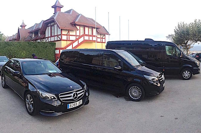 Private Transfers: Madrid to or from Cuenca