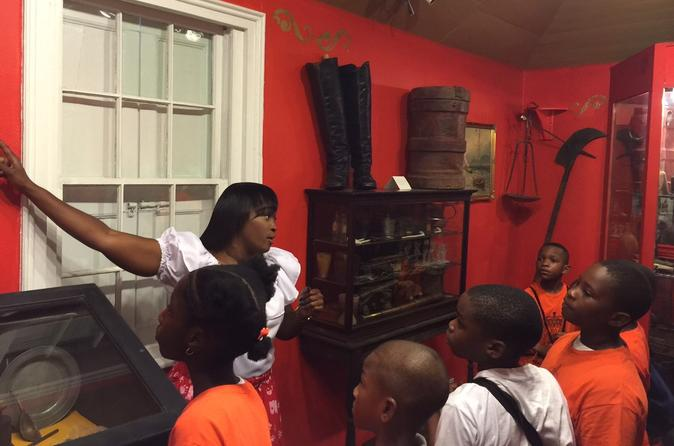 Heritage Museum of The Bahamas Nassau Tour