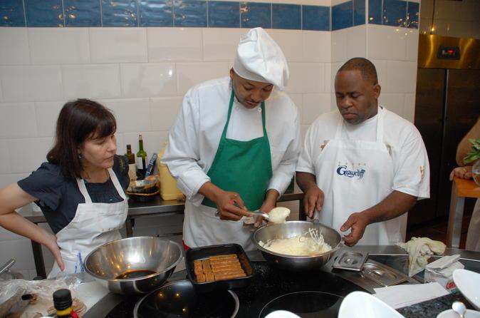 Nassau Cooking Class at Graycliff Restaurant