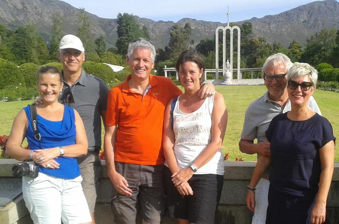 Full day cape winelands private tour from franschhoek in franschhoek 289091