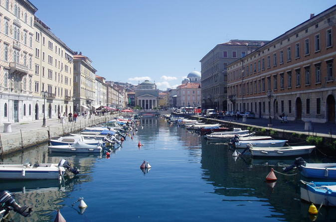 Private Trieste Sightseeing Tour Italy, Europe