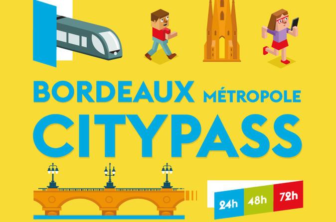 office de tourisme bordeaux city pass