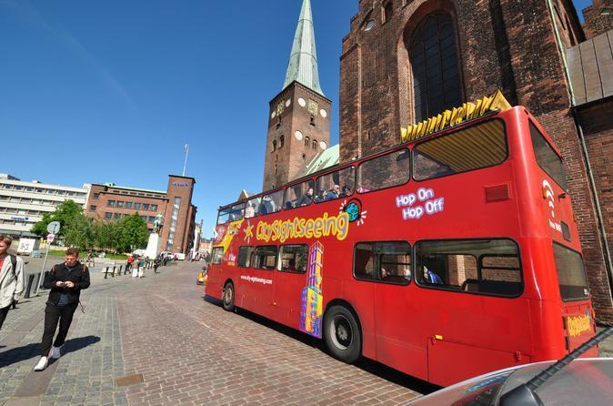 City Sightseeing Aarhus Hop On Hop Off Tour Triphobo