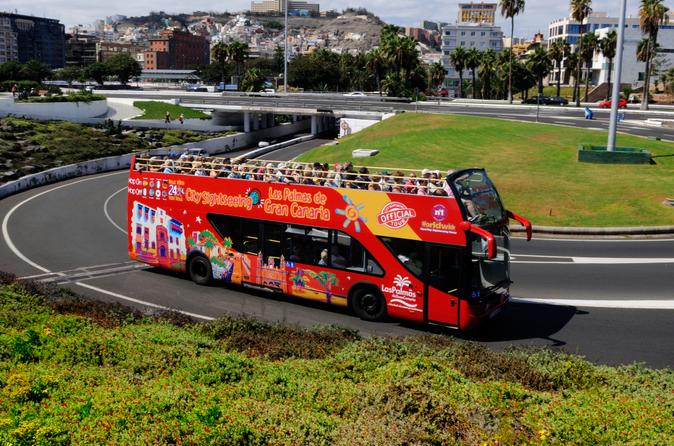 City sightseeing las palmas de gran canaria hop on hop off tour in gran canaria 185013