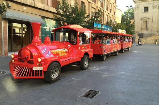 City Sightseeing Lleida Hop-On Hop-Off Tour