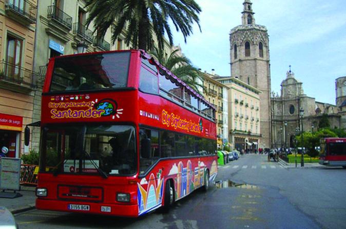 City Sightseeing Santander Hop-On Hop-Off Tour