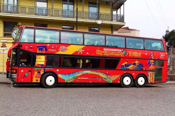 City sightseeing tbilisi hop on hop off tour in tbilisi 191722