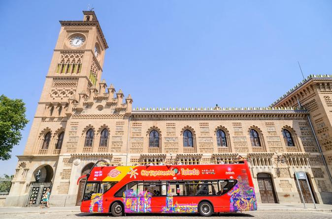 City Sightseeing Toledo Hop On Hop Off Tour