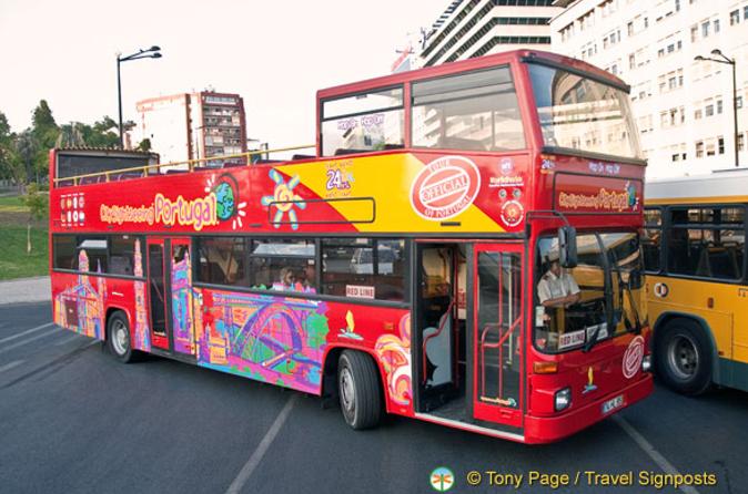 Excursão terrestre por Lisboa: Excursão Turística em ônibus panorâmico por Lisboa