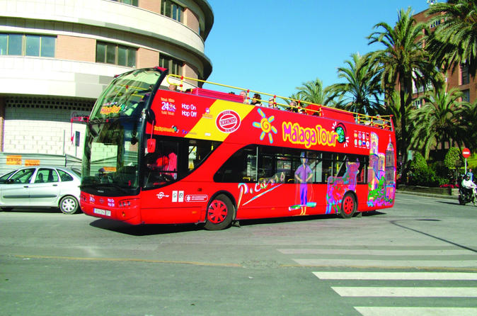 Málaga City Pass: Experience Card of VIP Experience Card