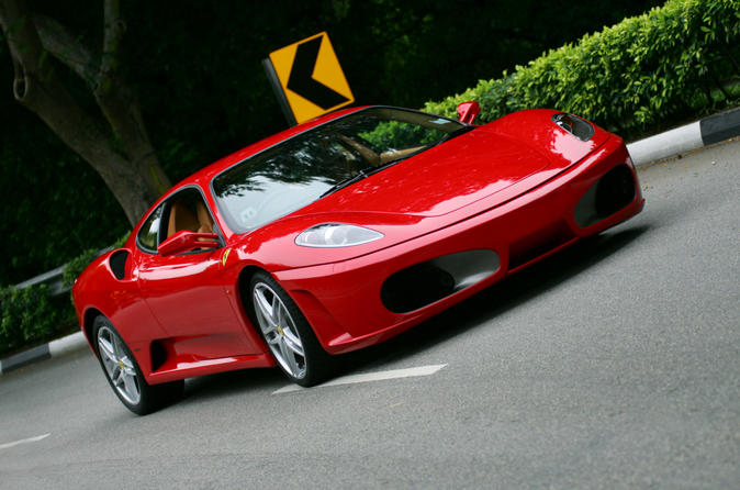 Self-Drive Ferrari Sports Car Experience from Archerfield